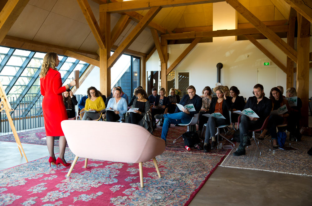 Lisette Tol marketing training