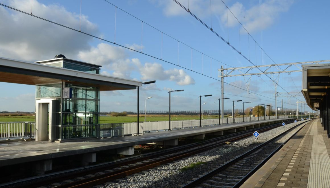 station Wormerveer